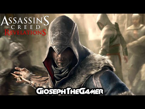Assassin's Creed Revelations | Ezio, Il Mentore Italiano! [LiveByTheCreed] By GiosephTheGamer
