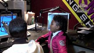Boosie's daughter raps for her dad - DJ Drama (Part 3: )
