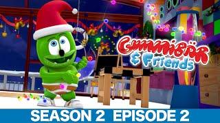 "Gummy Bear Show S2 E2 ""X'MAS ALONE"" Gummibär And Friends Christmas Home Alone"