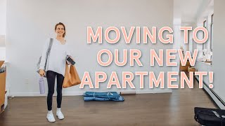 MOVING DAY VLOG 2021! Leaving Our Cornelia Street Apartment | Lucie Fink