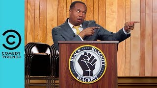 Roy Wood Jr's State Of The Black Union Speech | The Daily Show