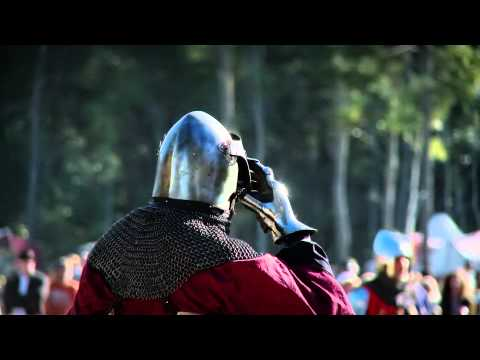 Abbey Medieval Festival: Official Television Commercial 2013