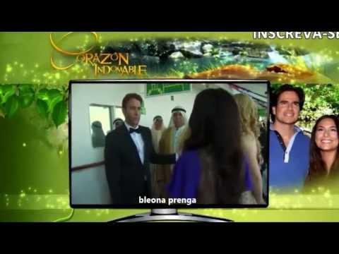 Corazón Indomable: Octavio y Maricruz reviven su amor a besos- Escena ...