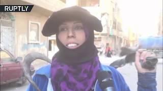أهالي دير الزور: الشيء الأهم هو الخلاص من quotداعشquot     -