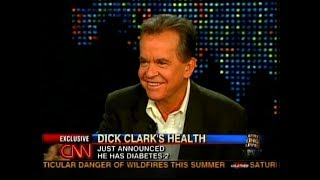 Dick Clark on Larry King Live - April 2004