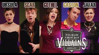 DISNEY VILLAINS MEDLEY (Whitney Avalon & Peter Hollens)