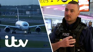 Death Mid-Flight Turns Plane Into a Crime Scene | Heathrow: Britain's Busiest Airport