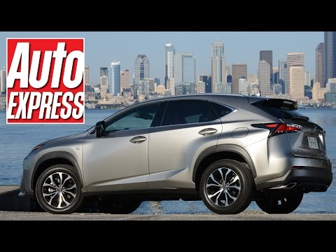 Lexus NX review - a concept car for the school run? - Auto Express  - Bq3_sR5vjmA -