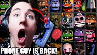 """THE FINAL 20... PHONE GUY?! 