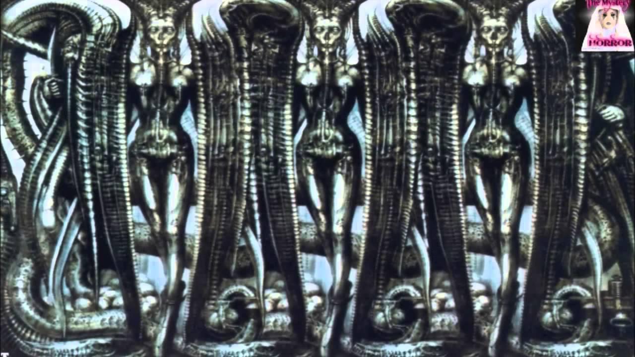 NECRONOMICON de H.R. GIGER´S - YouTube H.r. Giger Necronomicon
