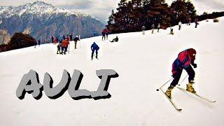 Best Trek of My Life | Auli Vlog