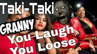 Granny||If You Will Laugh You will Loose|| #laughingchallenge #taki-taki||JakeBproGamers