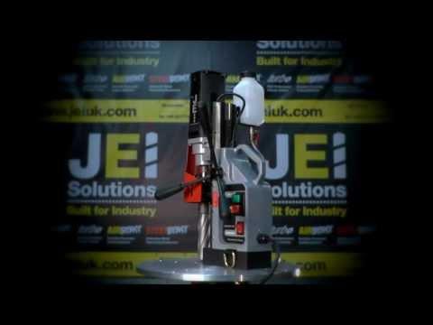 JEI  MagBeast HM40 Magnetic Drill 40mm Diameter