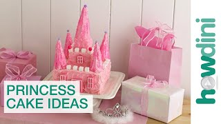 Birthday Cake Ideas: The Princess Castle Cake Birthday Cake