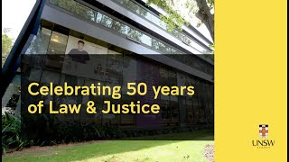 Celebrating 50 years of Law & Justice