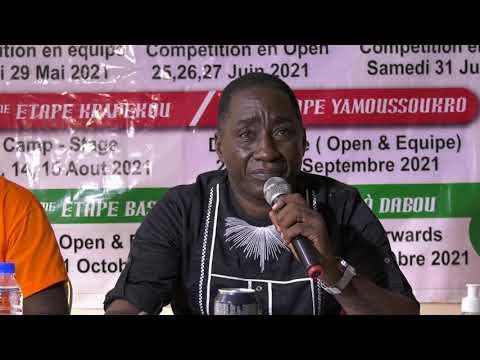 #SagbaliIvoireSport  Sagbali Ivoire Sport: Présentation du programme de la 5ème édition.