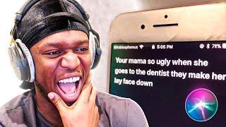 Try Not To Laugh (Siri Edition)