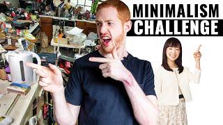 Minimalism like Marie Kondo - 30 Day Challenge || Max's Monthly Challenge