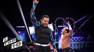 Your Most-Watched WWE Moments on YouTube - WWE Top 10: Oct. 10, 2017