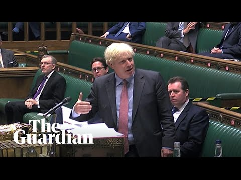 Boris Johnson denies confusion over Covid-19 rules in PMQs clash with Starmer