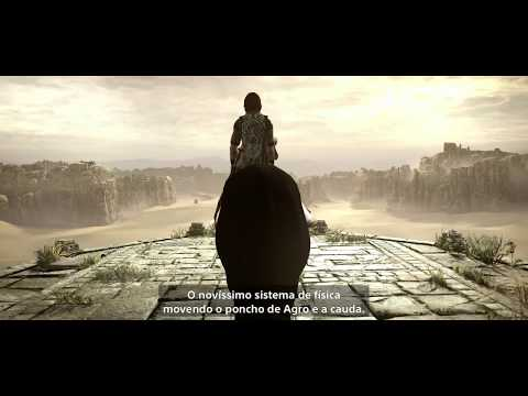 SHADOW OF THE COLOSSUS Video Screenshot 4