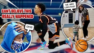 OUR 11 YEAR OLD SONS KIDS BASKETBALL CHAMPIONSHIP *THEY CHEATED*