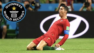 10 AMAZING Records in Football