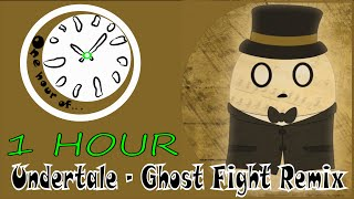 Undertale - Ghost Fight Remix 1 hour | One Hour of...