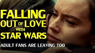 Falling out love with Star Wars