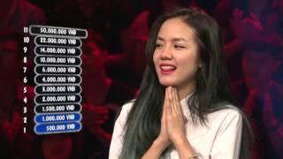 AI THÔNG MINH HƠN HỌC SINH LỚP 5 | #23 - PHƯƠNG LY (23/9/20150
