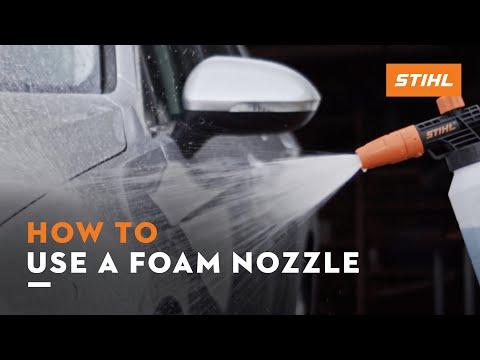 STIHL Foam Nozzle