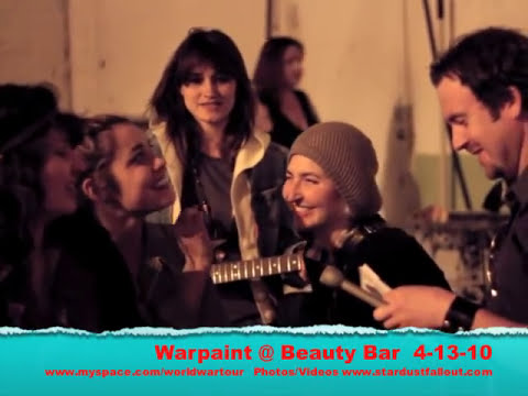 Warpaint @ Beauty Bar 4-13-10