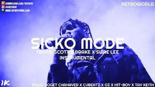 Travis Scott - SICKO MODE (Instrumental)