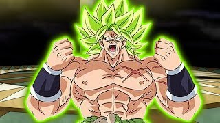 What If Dragon Ball Super Broly Was In The Tournament of Power?