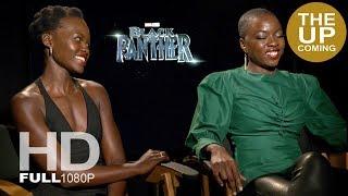Lupita Nyong'o & Danai Gurira interview: the casino scene a culturally iconic moment –Black Panther