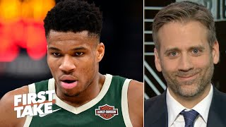 LeBron isn't the biggest threat to Giannis repeating as NBA MVP – Max Kellerman | First Take