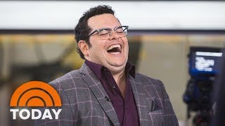 Josh Gad Jokes, 'Murder On The Orient Express' Was Going To Be A Cartoon | TODAY