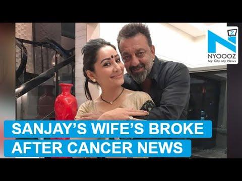 Maanayata Dutt issues heartfelt statement on Sanjay Dutt's cancer