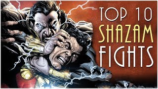 Top 10 Greatest Shazam Fights