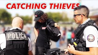 Undercover with French Police