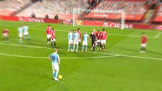Incredible Free Kick Goals In Football 2021