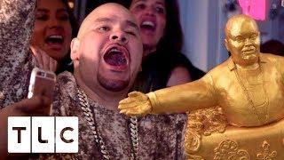 Rapper Fat Joe Gets an ENORMOUS Cake! | Cake Boss