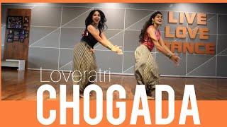 #darshanraval #trendingsong CHOGADA TARA/ LOVERATRI / GARBA  BOLLYWOOD / RITU'S DANCE STUDIO