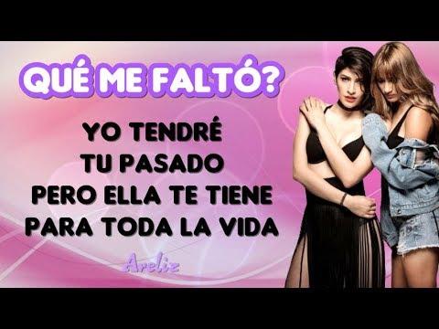Has Ash - Qué Me Faltó ? (Cover) ♪♪ Letra