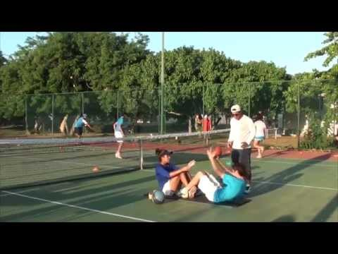 Campamento de Tenis - Academia Yohny Romero