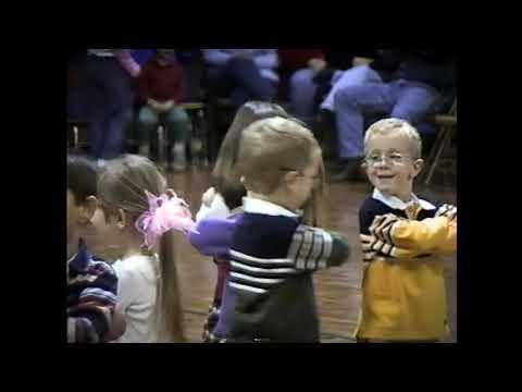MES Square Dancing  11-7-03