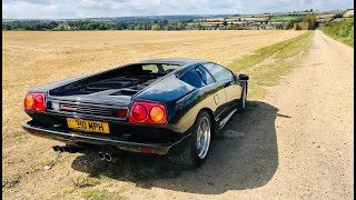 Lamborghini Diablo; is the first version the best driving Diablo of all?