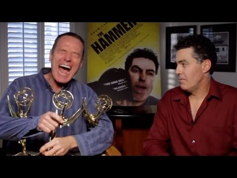 Bryan Cranston (Breaking Bad) and Adam Carolla discuss ROAD HARD
