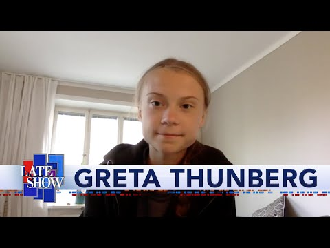 "Greta Thunberg: Humanity Is ""Setting Fire To The Boat"" Instead Of Facing The Climate Crisis"