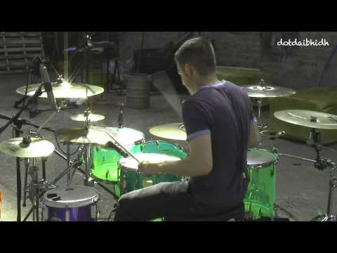 The Goo Goo Dolls - Real(DC Drum Cover)